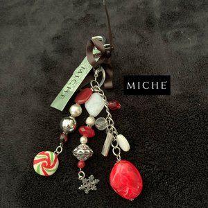 MICHE Christmas Themed Purse Charm